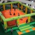 Rental Sewa istana balon dan mainan anak jakarta