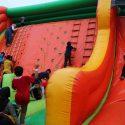 Sewa istana balon wahana permainan anak